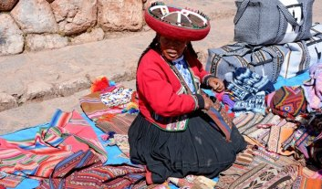 Chinchero. Mercado Indígena
