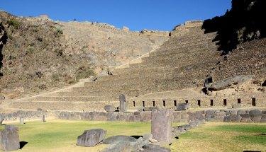 Ollantaytambo. Ciudad Sagrada y Terrazas de Cultivo