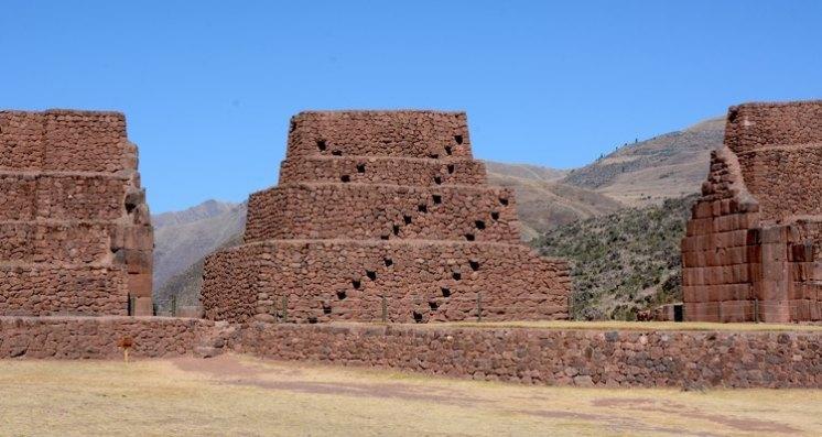 Rumicolca. Puerta Inca
