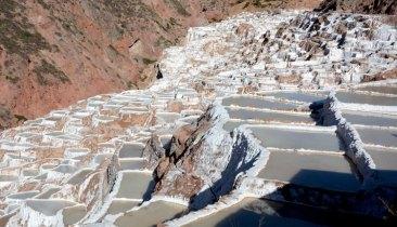 Salinas de Maras. Vista General del Valle
