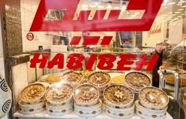 Tienda de dulces en Amán
