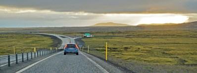 Ruta 1: De Hveragerdi a Reikiavik