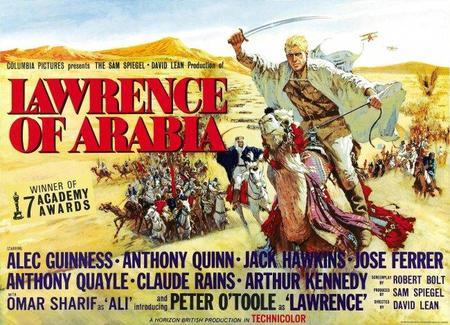 Cine Lawrence de Arabia (3)