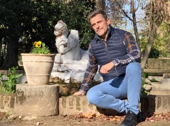 CarlosdeViaje en los Jardines de Aranjuez