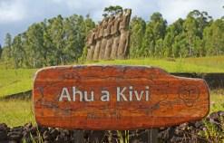 Ahu a Kivi (Parque Nacional Rapa Nui)
