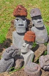 Souvenirs de la Isla de Pascua