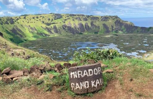 Cráter de Rano Kau