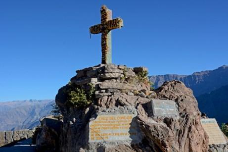 Cañón del Colca. Mirador Cruz del Cóndor