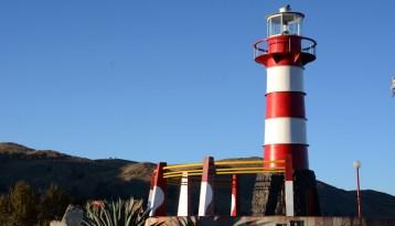 Puno. Faro del Puerto