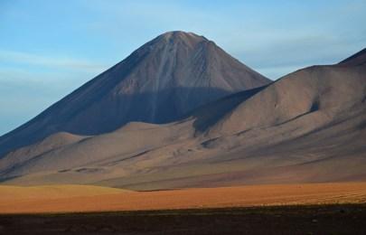 Volcán Licancabur - Frontera Chile-Bolivia