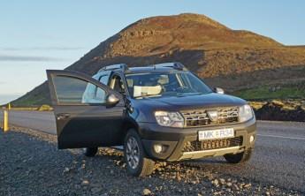 Nuestro Dacia Duster
