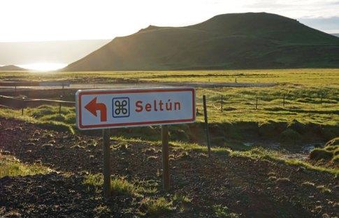 Fumarolas de Seltún/Krýsuvík