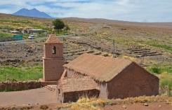 Iglesia colonial de Socaire