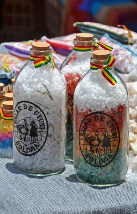 Souvenirs de Sal en Colchani