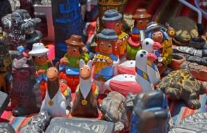 Mercado de Artesanía en Colchani