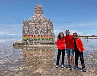 Rebecca, Carlos & Loreto