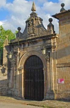 Palacio de Elsedo - Portalada