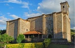 Pámanes - Iglesia Parroquial