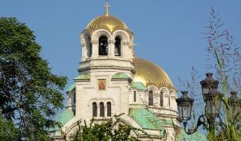Sofía. Catedral Alexander Nevsky