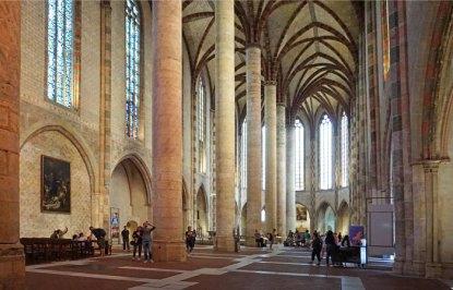 Interior Convento de los Jacobinos (Santo Domingo)