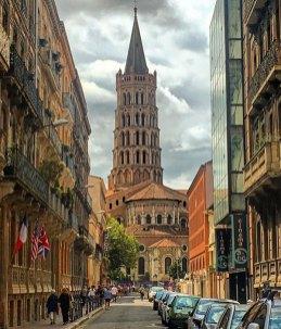 Toulouse - Basilica de Saint-Sernin