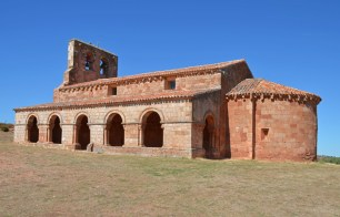 Iglesia de Santa María de Tiermes