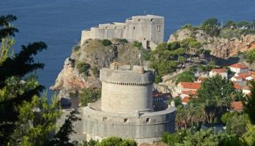 Torre Mincera y Fuerte de Lovrjena