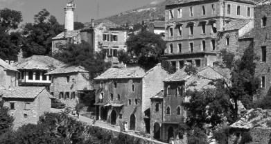 Stari Bazar durante la Guerra de los Balcanes