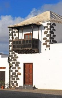 Balcón canario (Teguise)