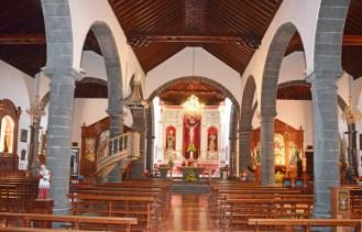 Iglesia de San Ginés - Interior