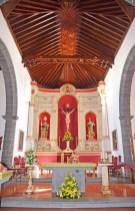 Iglesia San Ginés - Retablo