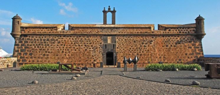 Castillo de San José - Museo Arte Contemporáneo