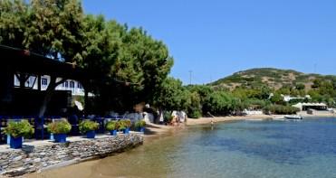 Playa de Marathos