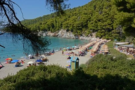 Playa de Kastani