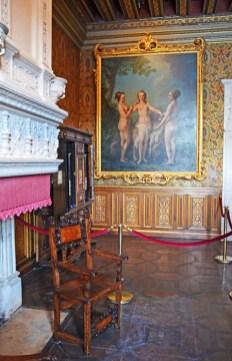 Las Tres Gracias de Carl Van Loo (1705-1765)