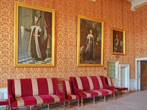 Chambord - Salón de Retratos