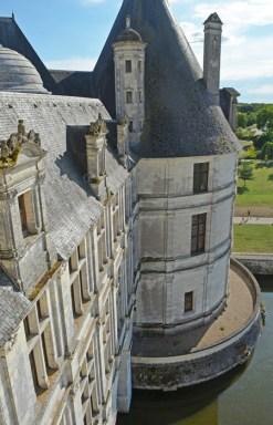 Chambord - Torre redonda