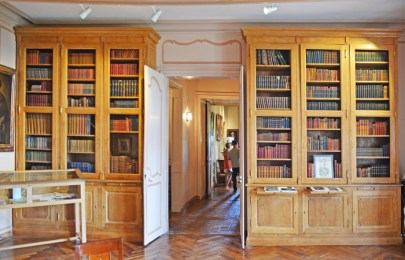 Villandry Biblioteca