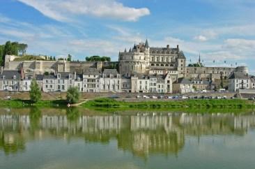 Amboise sobre el Loira