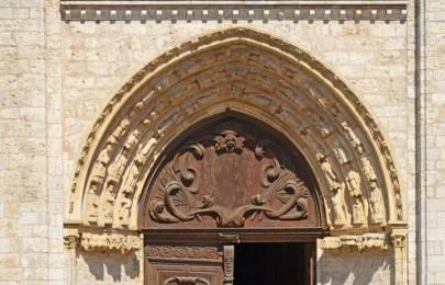 Blois - Portada Iglesia San Nicolás