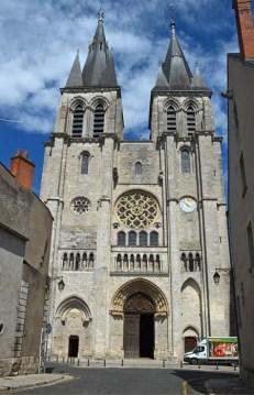 Blois - Iglesia de San Nicolás