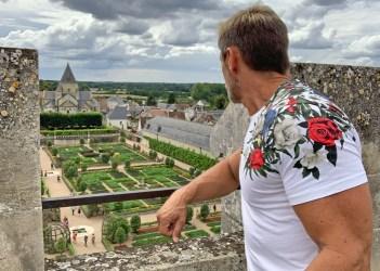 CarlosdeViaje en el Castillo de Villandry