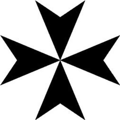 Cruz de la Orden de San Juan de los Caballeros
