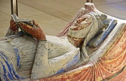 Sepulcro de Leonor de Aquitania