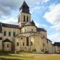 Iglesia de Fontevraud - Iglesia
