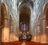 Catedral de Tours - Nave Central