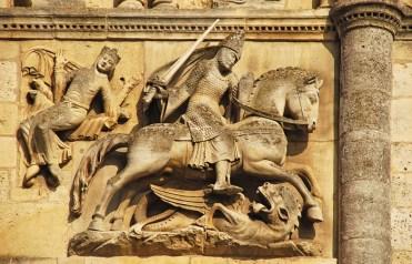 Iconografía - San Jorge