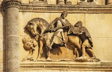 Iconografía - San Martin de Tours