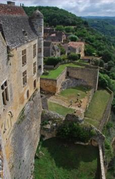 Vista desde la Torre del Homenaje
