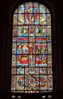 Vidrieras medievales - Catedral de Poitiers